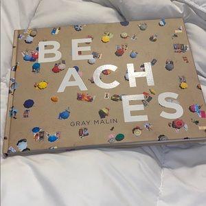 Beaches Gray Malin Book